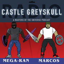Masters Of The Universe Freestyle cover art