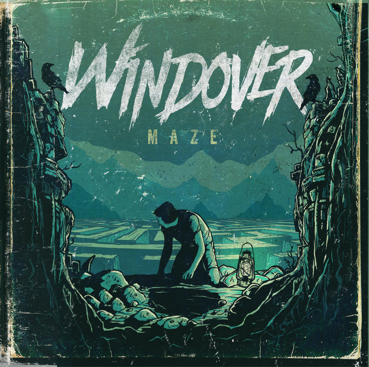 Windower - Maze (MR026) [EP] (2017)