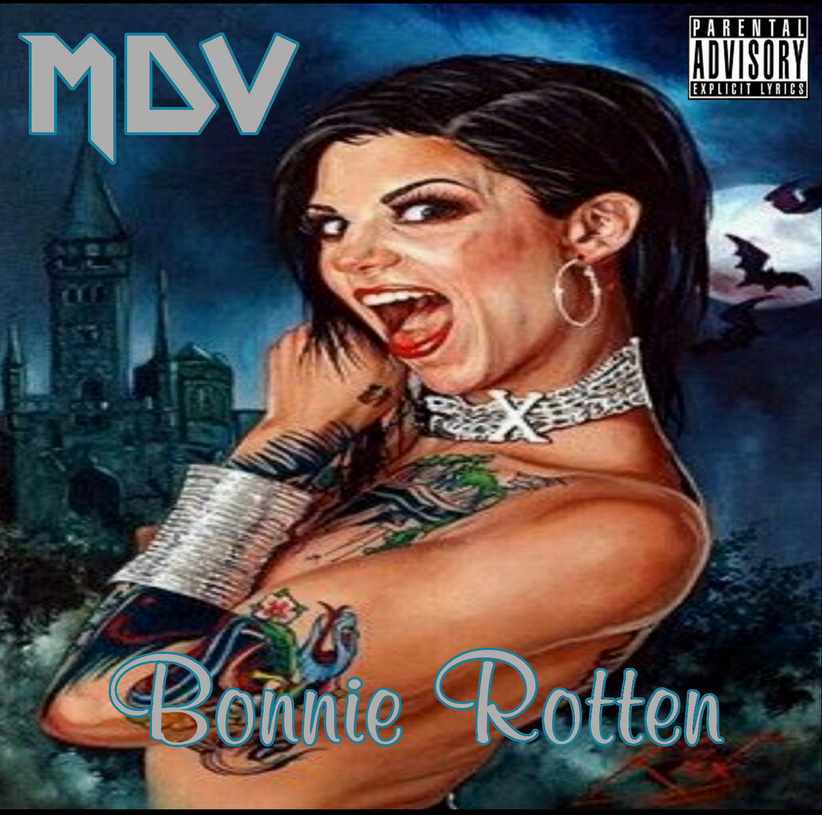 Ronnie rotten