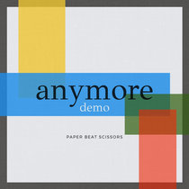 Anymore (demo) cover art