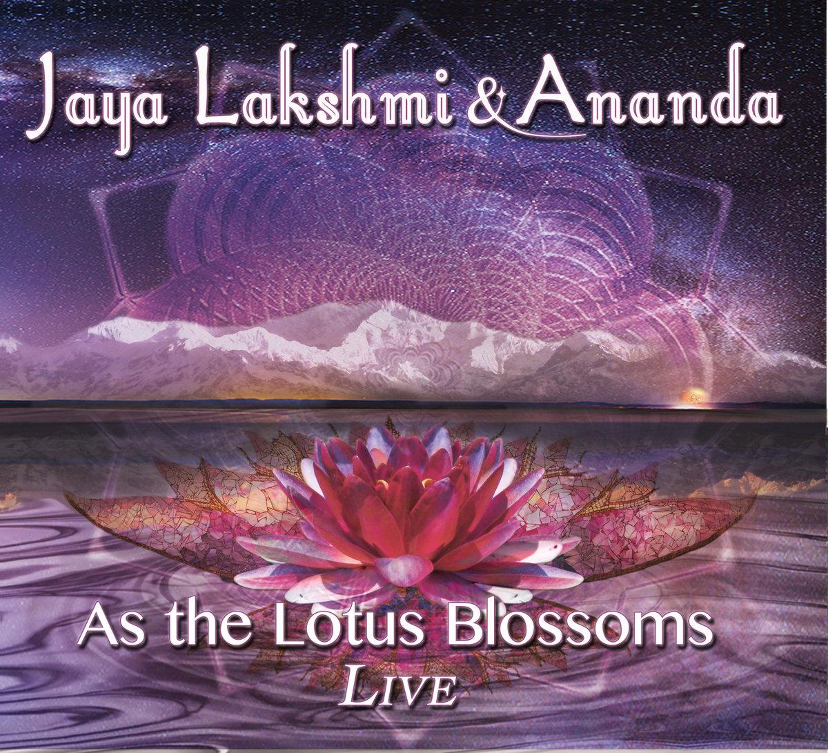 Maha Mantra Jaya Lakshmi And Ananda