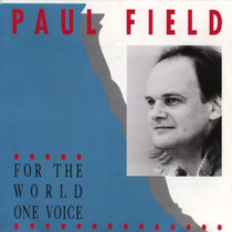For the world one voice cover art