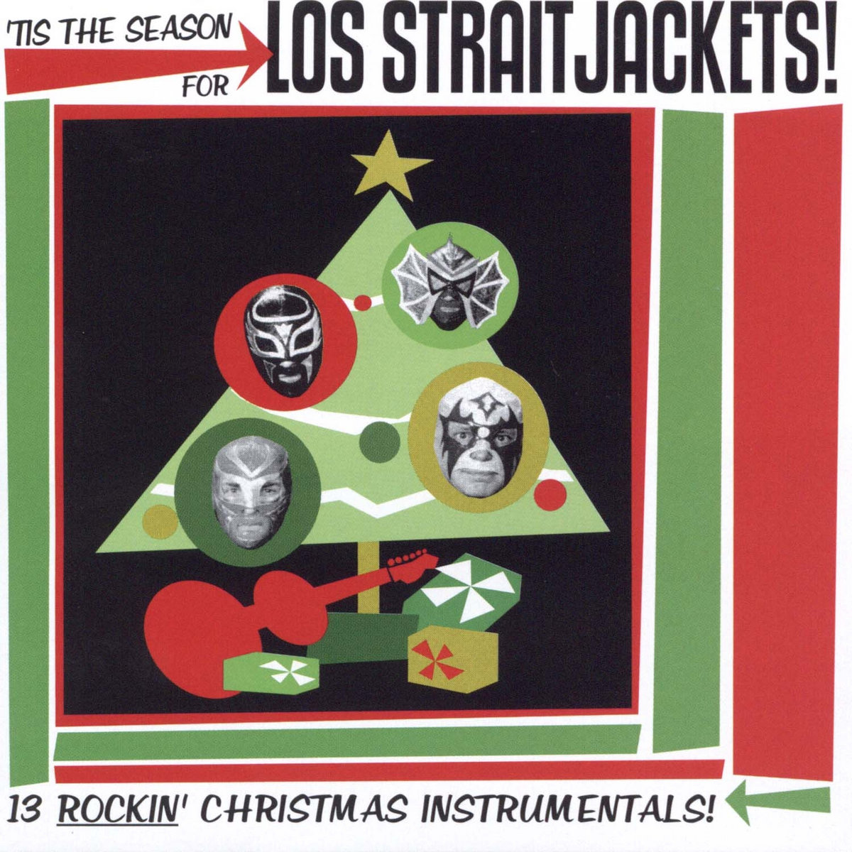 Rudolph The Red Nosed Reindeer Los Straitjackets