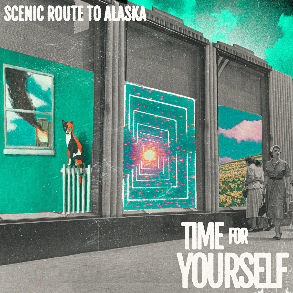 Time For Yourself | Scenic Route to Alaska
