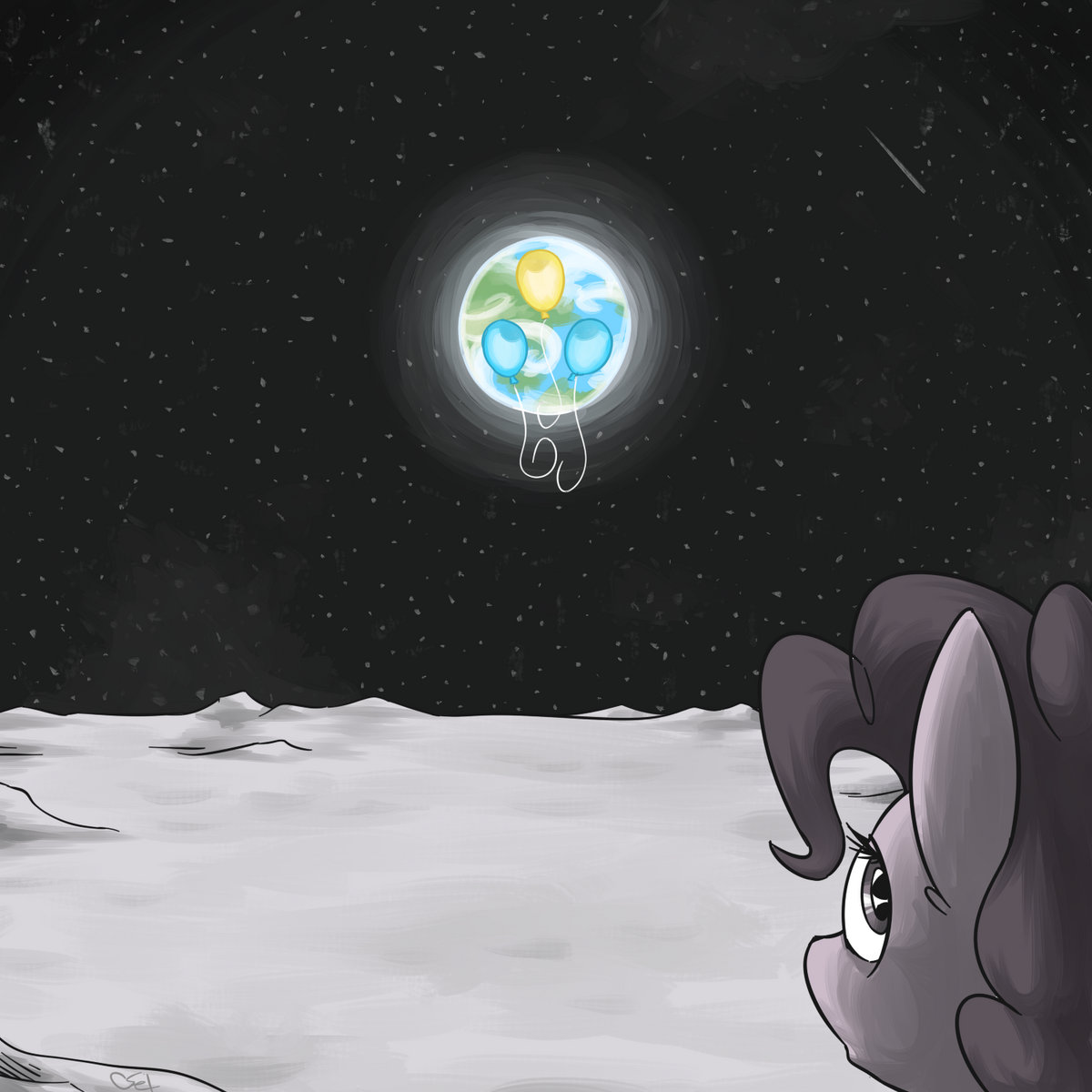 still on the moon ft giggly maria 4everfreebrony
