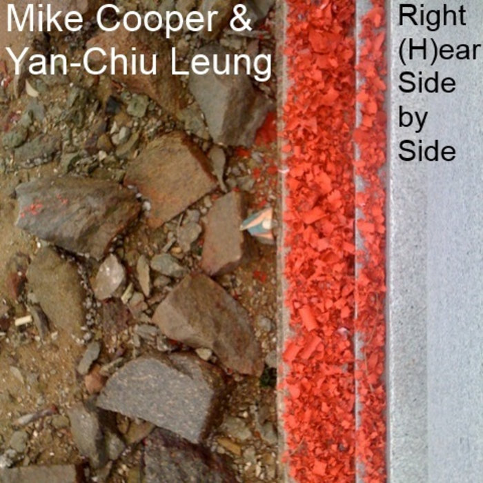Right (H)ear Side by Side, by Mike Cooper & Yan-Chiu Leung