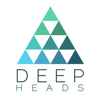 Skyphos on Deep Heads cover art