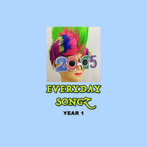 Everyday Songz: Year 1 cover art
