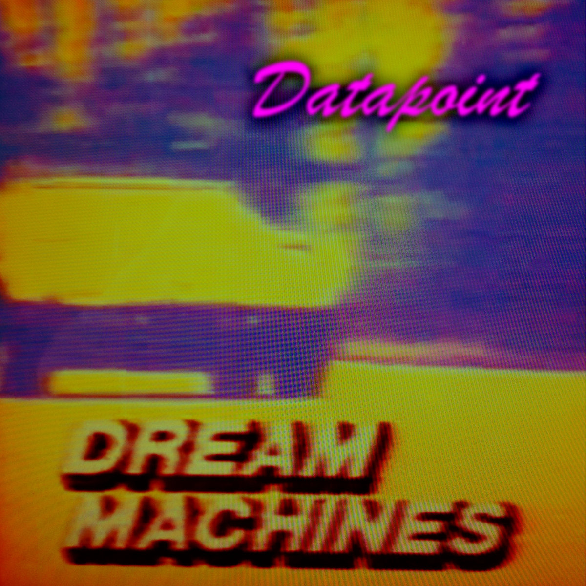 Dream Machines cover