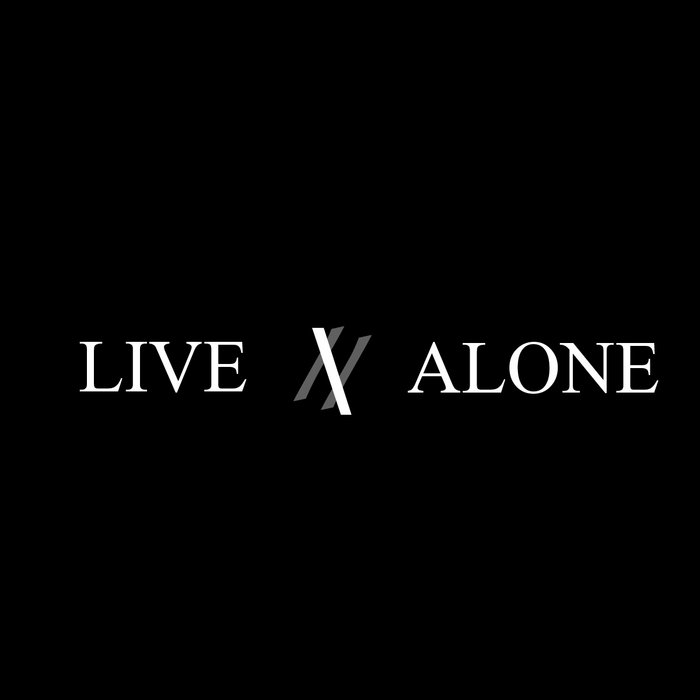 Live /\/ Alone cover art