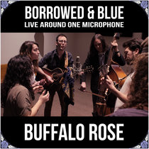 Borrowed & Blue: Live Around One Microphone cover art