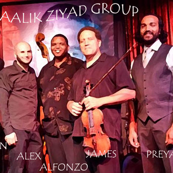 Saalik Ziyad - The Return Live at the Jazz Showcase Part 1 by Saalik Ziyad Group