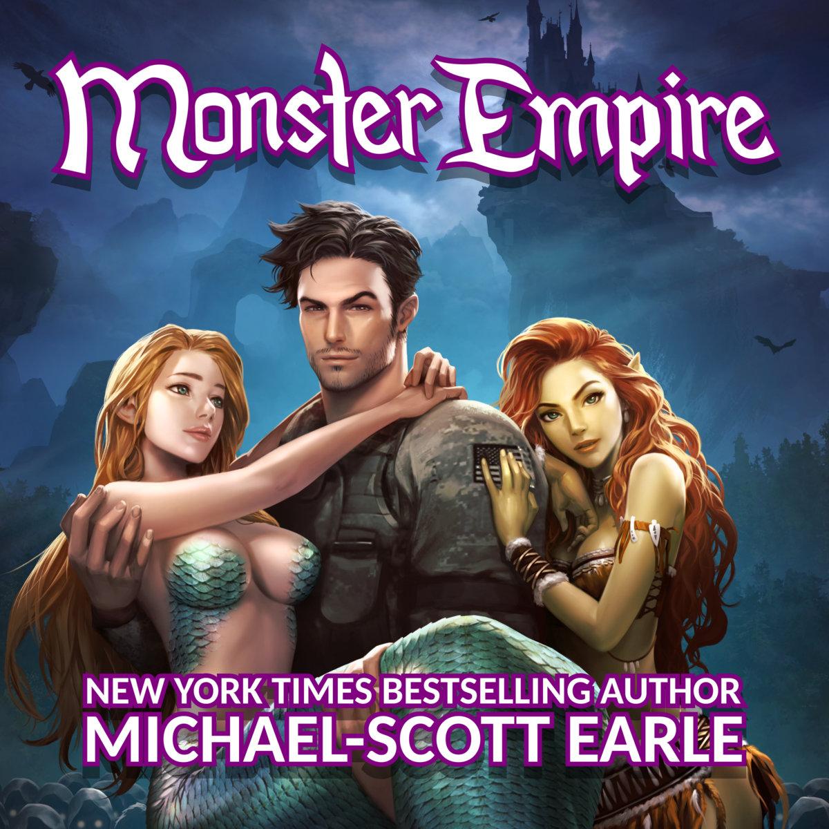 Monster Empire Book 1 - Michael-Scott Earle, Bandcamp