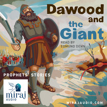 Listen for FREE. Dawood and the Giant (5+) cover art