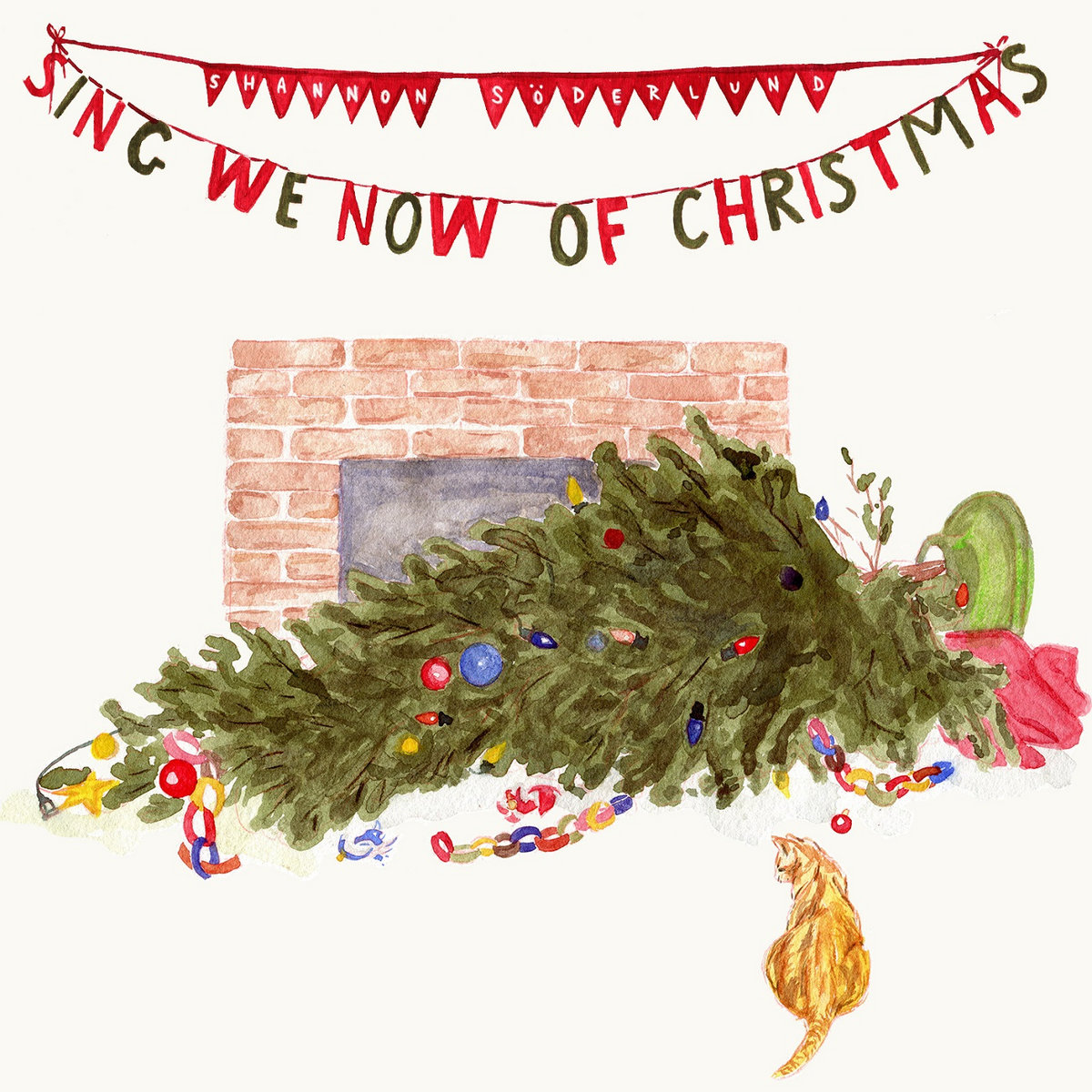 Sing We Now Of Christmas | Shannon Söderlund