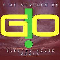Go! Electro House Remix cover art