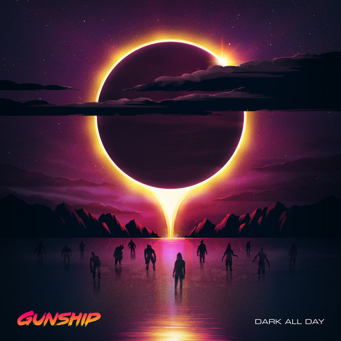Dark All Day Gunship