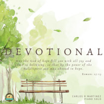 Devotional cover art