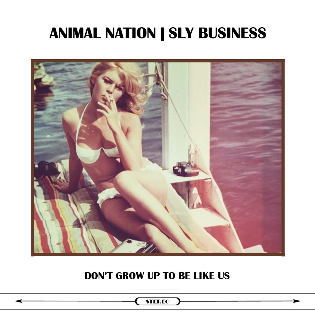 Cigarettes & Chocolate Milk ft. DWhiz | ANIMAL NATION