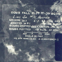 Bomb Fall Plot cover art
