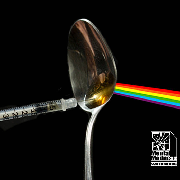 DARK SIDE OF THE SPOON Instrumental Album cover art