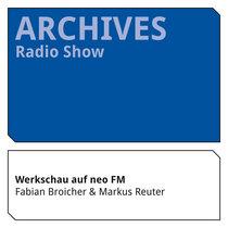 Werkschau auf neo FM cover art