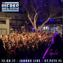 LIVE @ Jannus Live - St. Petersburg FL 12.08.17 cover art