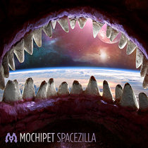 Spacezilla cover art