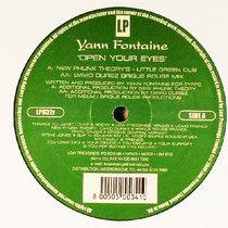 Yann Fontaine - Open Your Eyes (David Duriez Brique Rouge Remix) [2020 Remastered Version] cover art