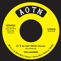 (It's A) Rat Race cover art