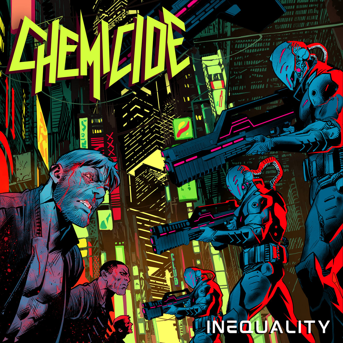 Resultado de imagen para Chemicide – Inequality