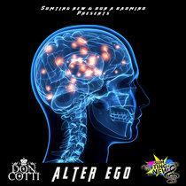 Alter Ego EP + Acapellas cover art