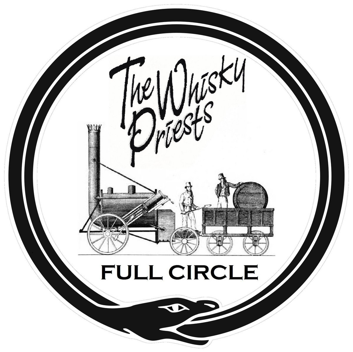Full Circle [EP] | The Whisky Priests