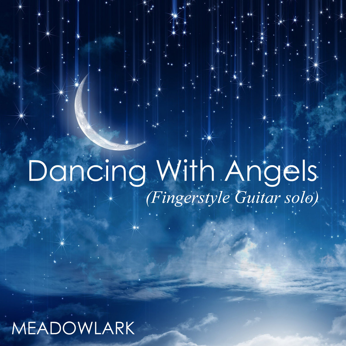 Dancing with Angels (Fingerstyle Guitar Solo) [single] by featuring Fingerstyle Guitarist Rick Cyge