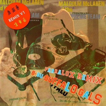 Malcolm McLaren and the World's Famous Supreme Team - Buffalo Gals (Parralox Remix V1)