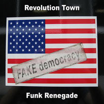 Revolution Town (Jam) Deek Jackson & The Funk Renegade cover art