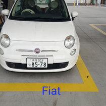 Michiru Aoyama「Fiat」 cover art