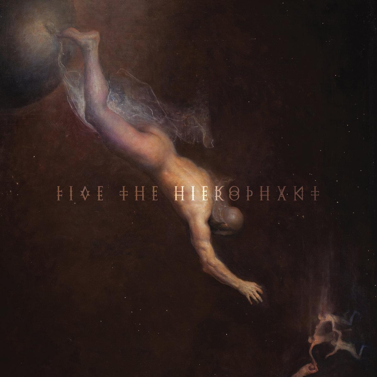 Through Aureate Void | Five the Hierophant