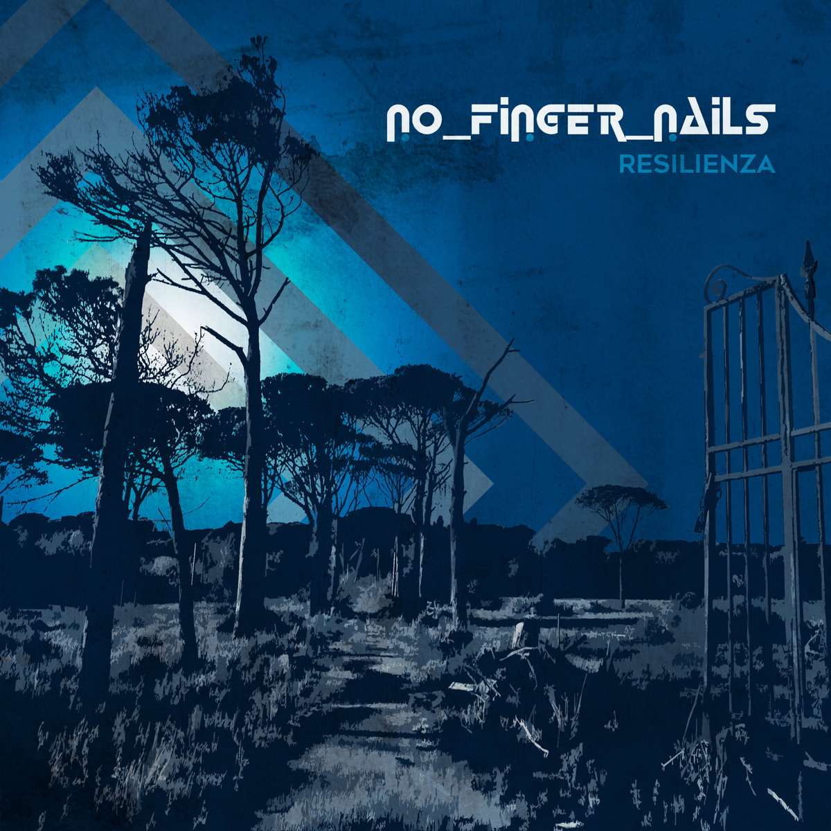 No Finger Nails - Resilienza EP | Bass Pirates Label