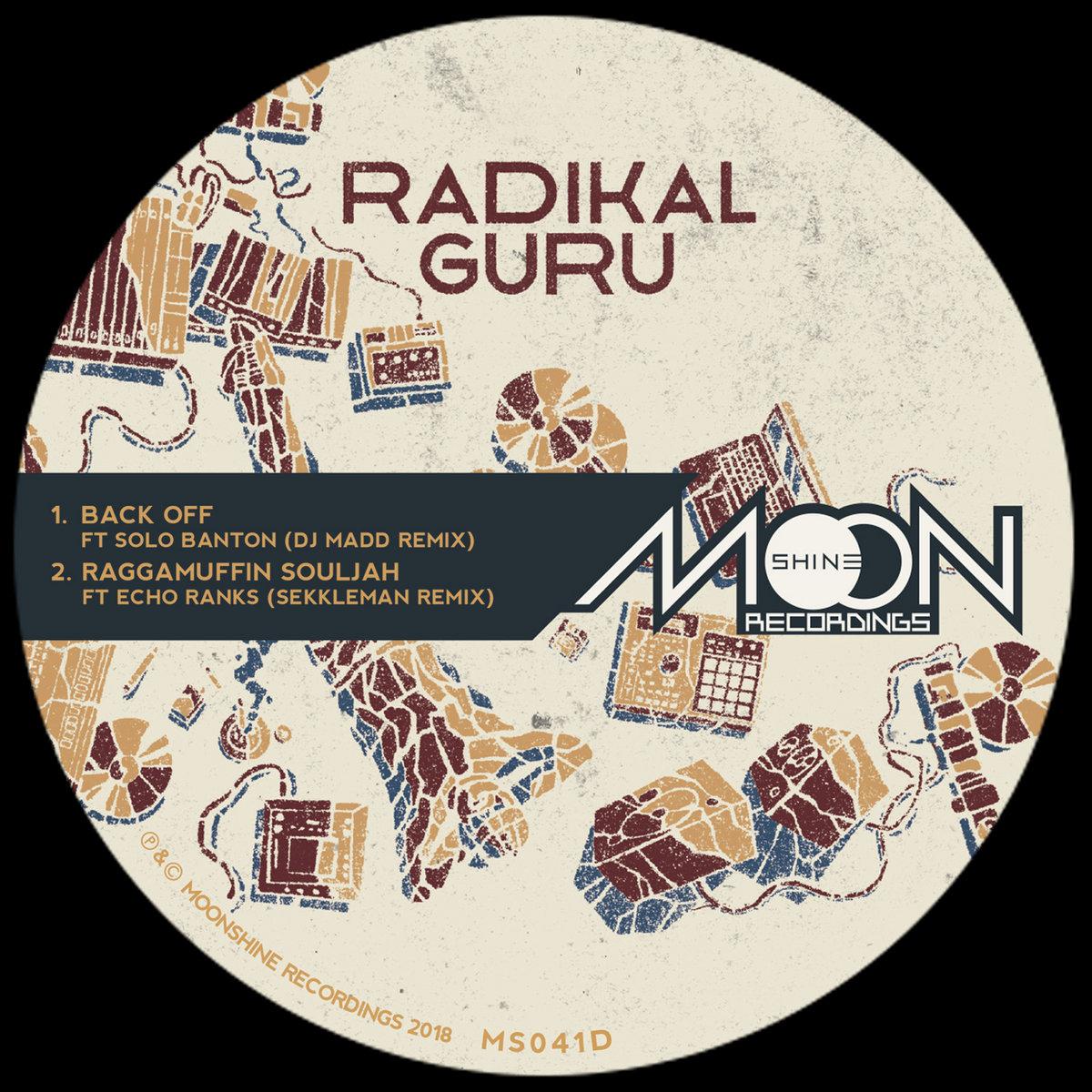 Back Off (Dj Madd Remix)   Moonshine Recordings