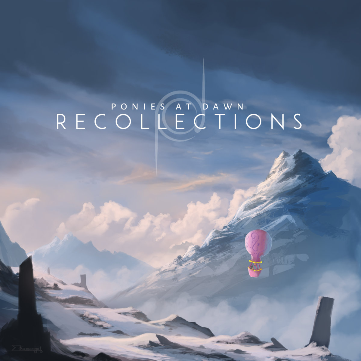Recollections | Ponies at Dawn