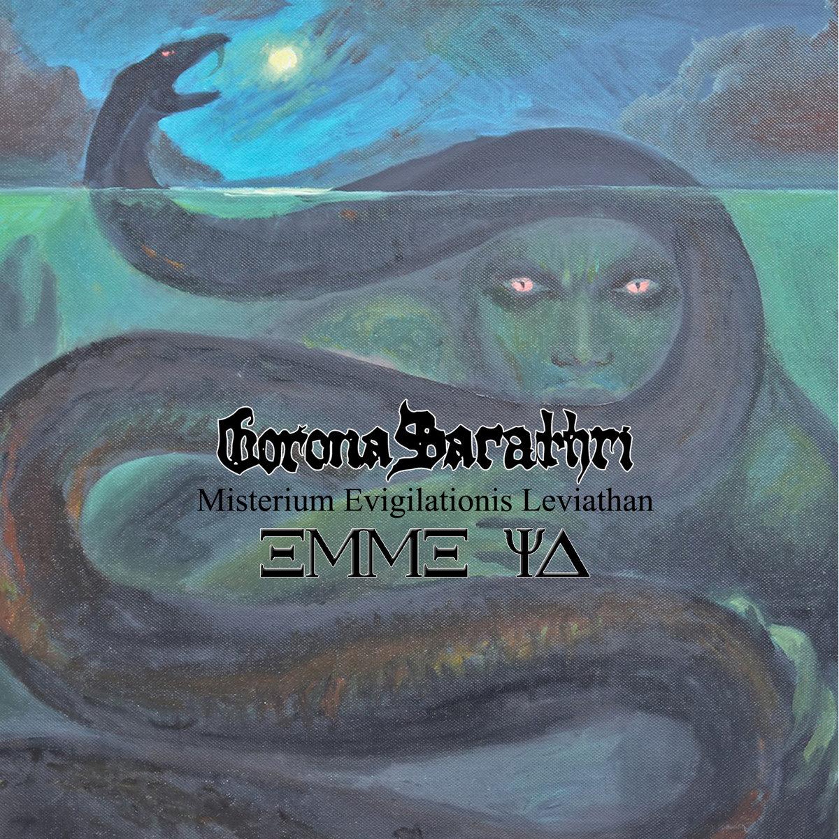 Misterium Evigilationis Leviathan   Corona Barathri