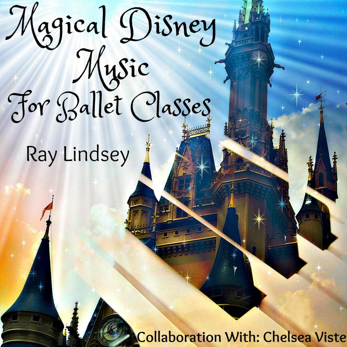 Magical Disney Music For Ballet Classes Double Length Album