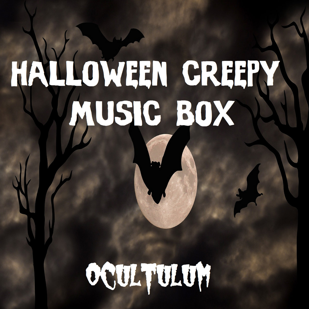 Halloween Creepy Music Box | Ocultulum