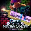 Crypt of the Necrodancer: The Melody Mixes Cover Art