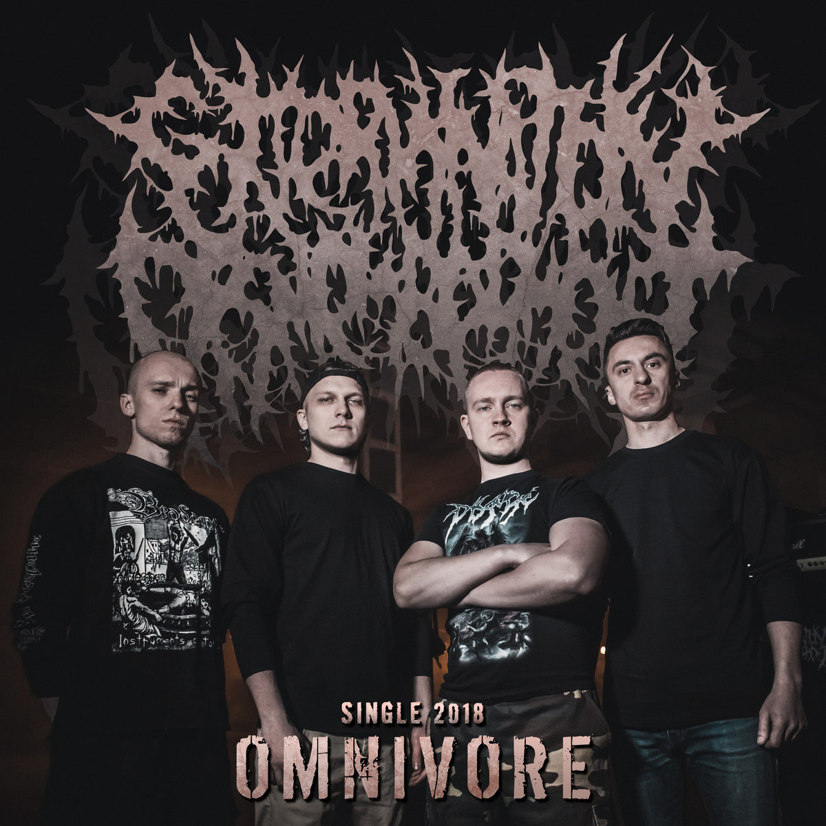 Extermination Dismemberment - Omnivore [Single] (2018)