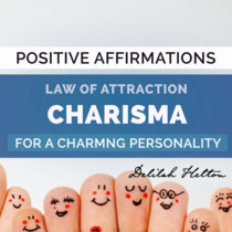 Create Charisma Positive Affirmations cover art