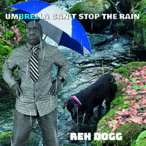 Umbrella Can't Stop The Rain cover art