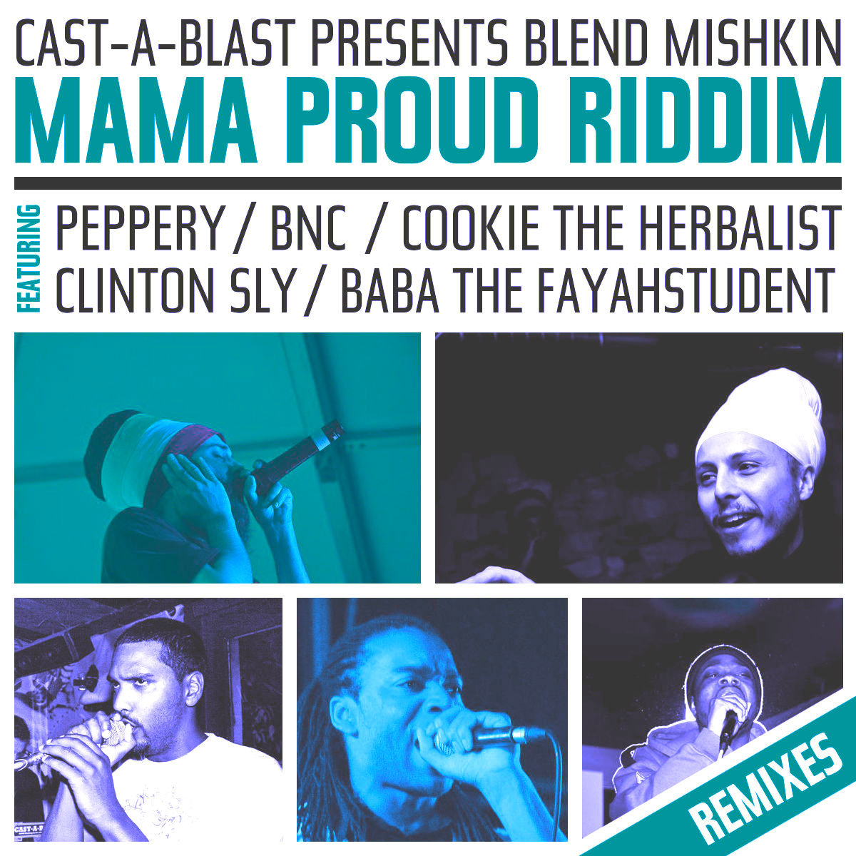 Mama Proud Riddim Remixed (Free Download) | Blend Mishkin x