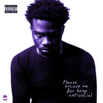 Please Excuse Me For Being Antisocial | Chopped & Screwed cover art